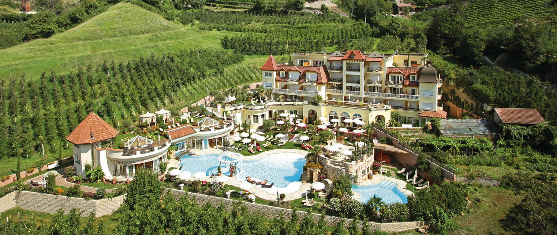 Aussicht Hotel Preidlhof