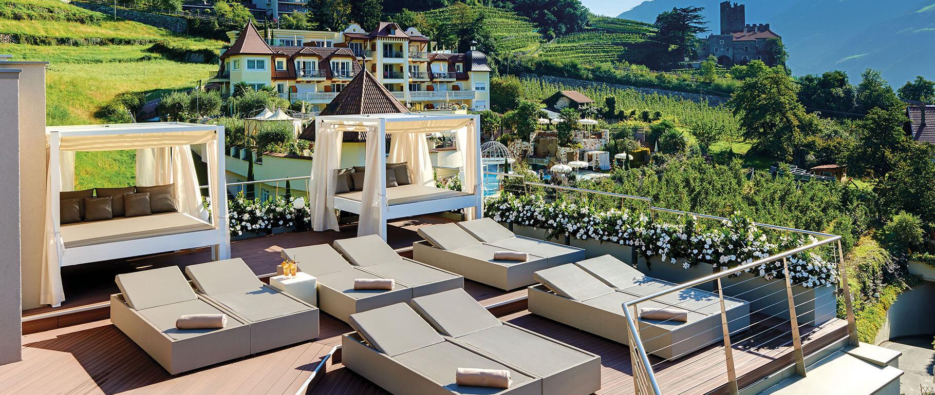 Garten Hotel Preidlhof