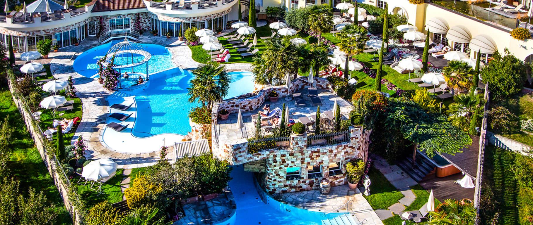 Hotel Preidlhof Pools