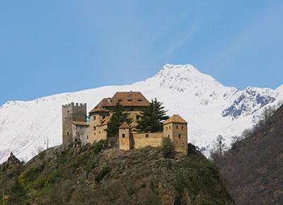 Schloss Juval in Suedtirol
