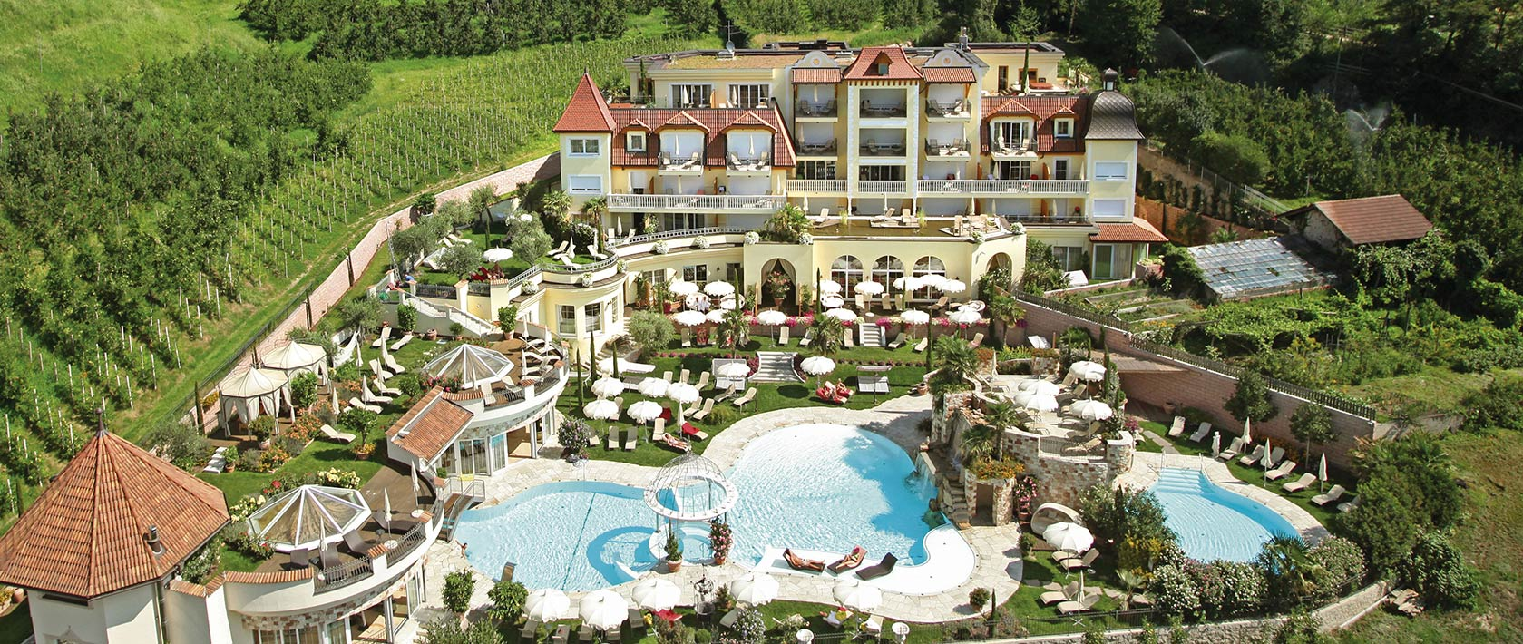 Hotel Preidlhof In Meran In S Dtirol