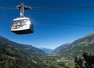 Cable railway in Aschbach