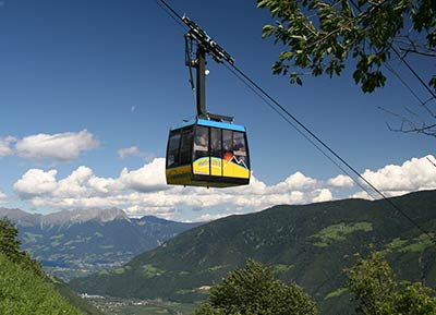 Cable railway in Unterstell