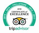 Trip-Advisor Certification 2018