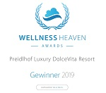 Wellness Heaven Award