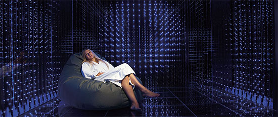 3D Relax room